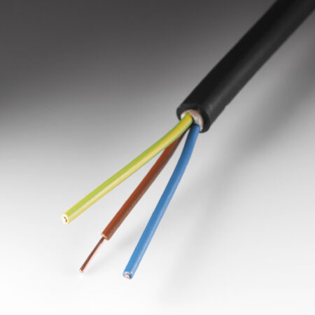 PVC styre- og signalkabler